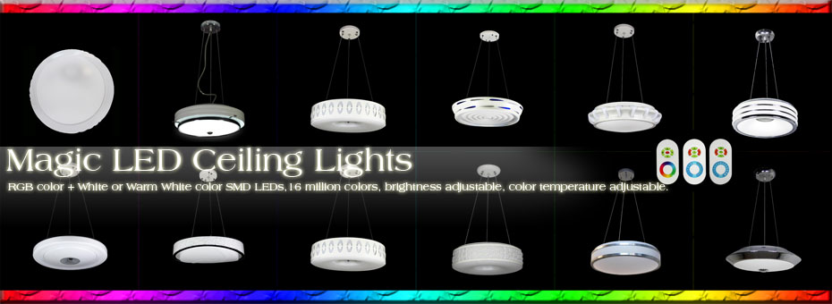 Magic LED Ceiling Lights
