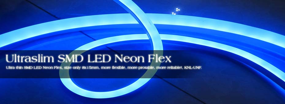 Ultra slim SMD LED Neon Flex