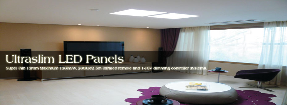 Ultraslim LED Panels